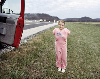 "Amy Stein, ""Outside Lexington,"" 2006, Courtesy the artist and SJMA"