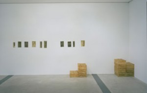 "Doris Salcedo, ""Atrabiliarios"", 1992-93. The Pulitzer Foundation for the Arts."