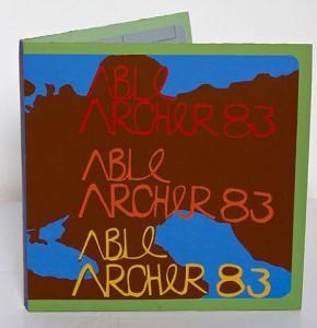Able Archer '83, 2008-09, LP recording, Artist publication