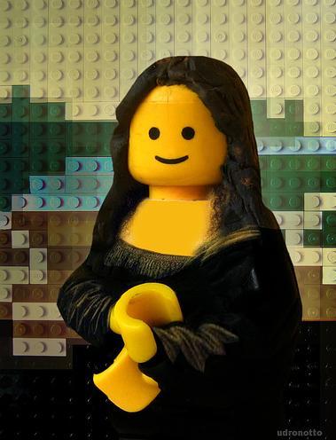 Legonardo da Vinci,