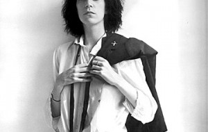 "Patti Smith, ""Horses,"" Arista Records, 1975. Photo by Robert Mapplethorpe."