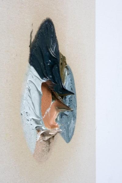 Brandon Anschultz, no title, oil on canvas. 2010.