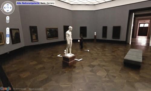 Alte Nationalgalerie, Berlin. As seen in Google's Art Project.
