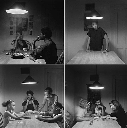 Carrie Mae Weems The Kitchen Table Series Art21 Magazine