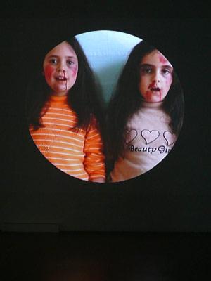 "Sener Ozmen, Koyumuz (Our Village), video, 7'09"" (still), 2004."
