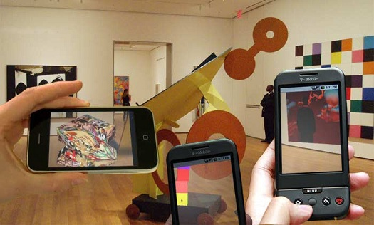 Augmented Reality: Rogue Art Exhibition at MoMA