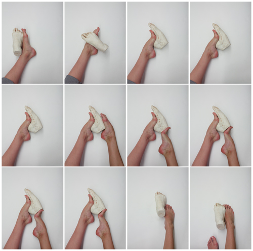"Heather Rasmussen. ""Untitled (Pointe)."" 2012. Photo Courtesy of Heather Rasmussen"