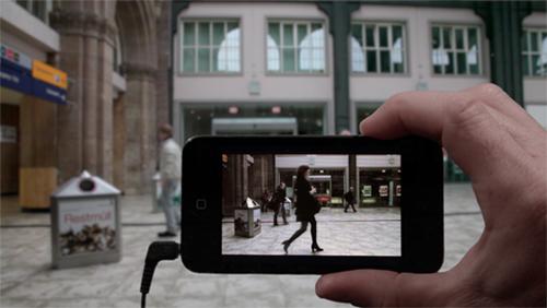Cardiff & Miller, Alter Bahnof Video Walk (26 minutes), 2012