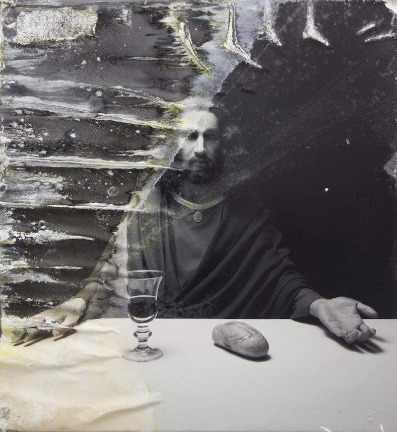 "Hiroshi Sugimoto. ""The Last Supper: Acts of God"" (detail), 1999/2012. Courtesy Fraenkel Gallery, San Francisco. © Hiroshi Sugimoto"