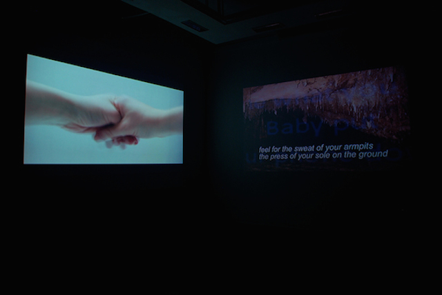 "Saoirse Wall, ""you only need follow the rules, and all will be well"" (2014) / Hannah Black, ""My Bodies"" (2014)"