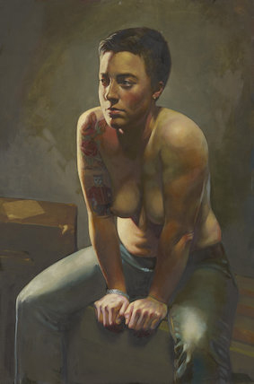 "Tanya Wischerath. ""31 years,"" 2014. Courtesy of the artist."