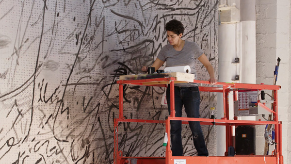 Julie Mehretu: Landscape and Inquiry