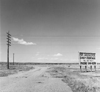 """Robert Adams, """"Eden, Colorado"""" (circa 1968-71). Courtesy the artist."""
