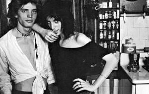 Patti Smith and Robert Mapplethorpe. Courtesy Patti Smith Archive.