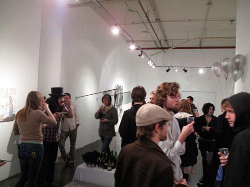 "Jeffrey Augustine Songco, ""The Prize Gala"" Courtesy of Rachel Weiss."
