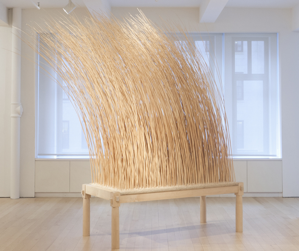 Martin Puryear. Night Watch (2012). Courtesy of the artist and McKee Gallery, New York