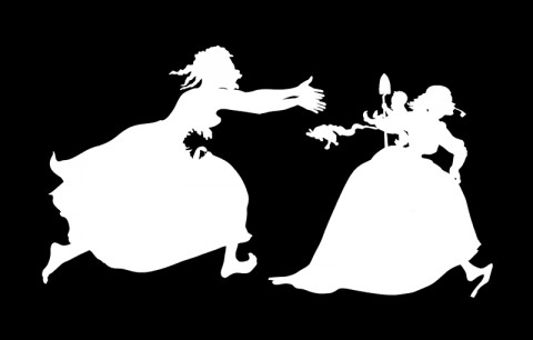 """Kara Walker. """"Excavated from the Black Heart of a Negress,"""" 2002. Image courtesy the artist."""