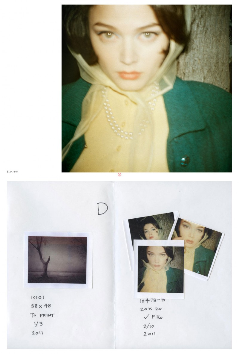 Todd Hido. From the series Excerpts from Silver Meadows, 1996-2013. © Todd Hido.