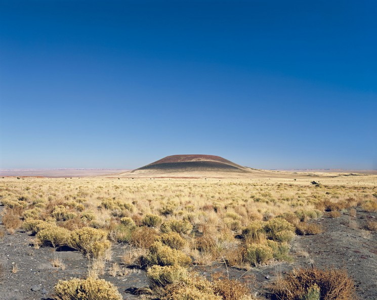 James Turrell's Roden Crater. Photo courtesy jamesturrell.com.