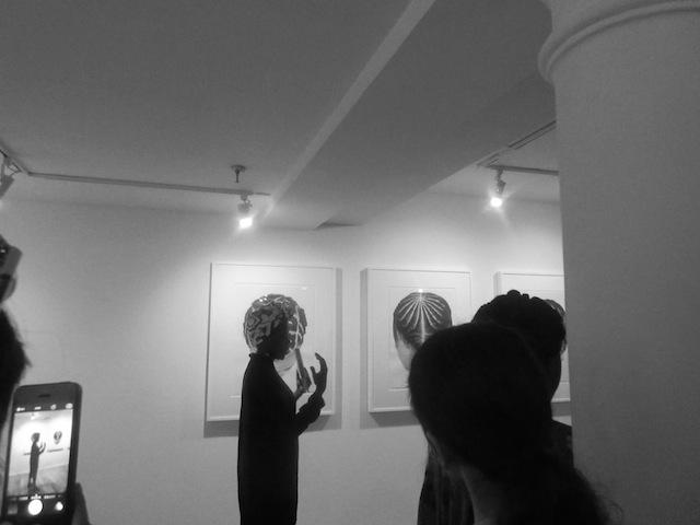 Damali Abrams, 2015. Nontsikelelo Mutiti at the Studio Museum in Harlem. Courtesy Damali Abrams. © Damali Abrams